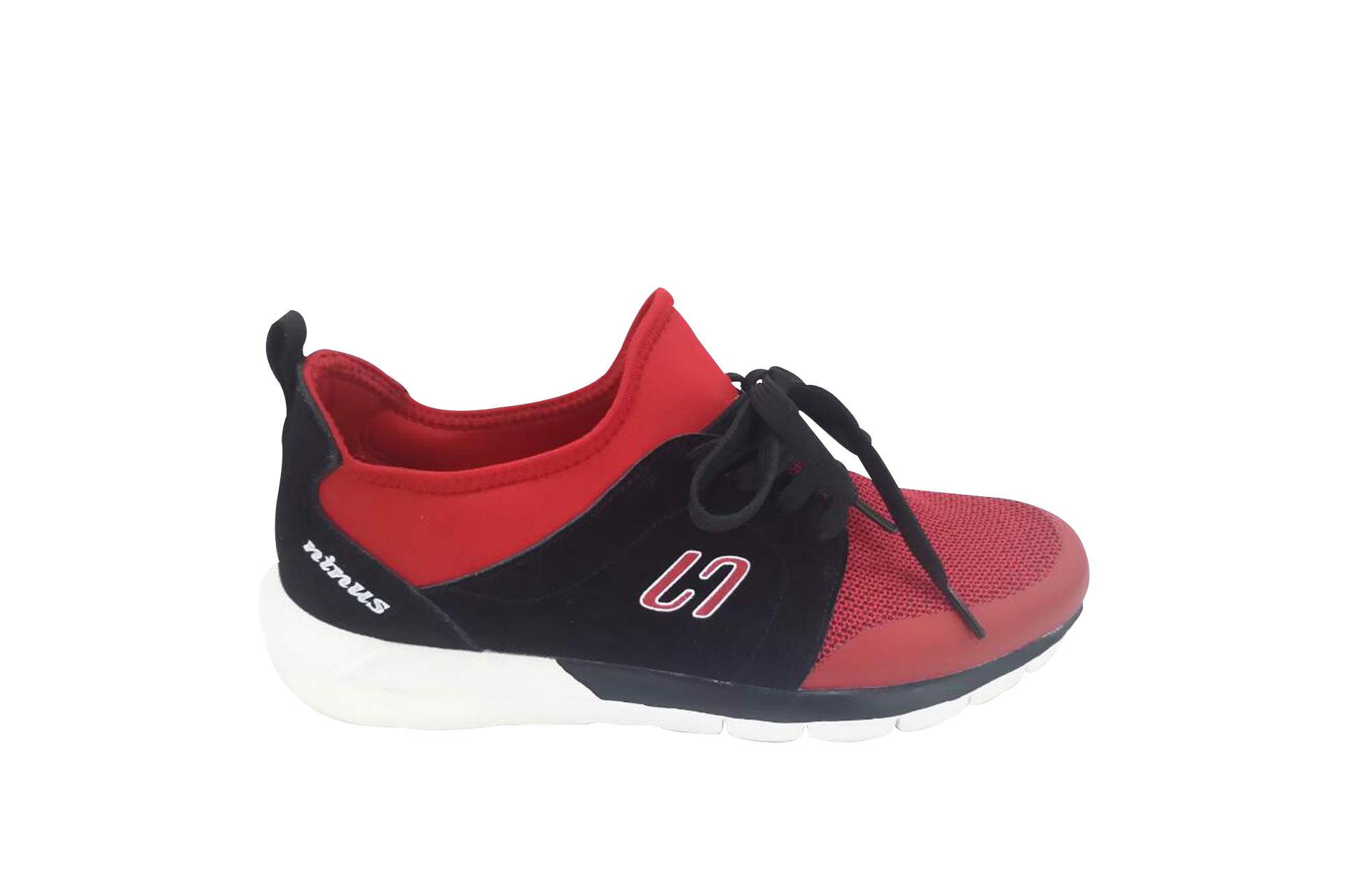 DWS17-0590 RED BLACK